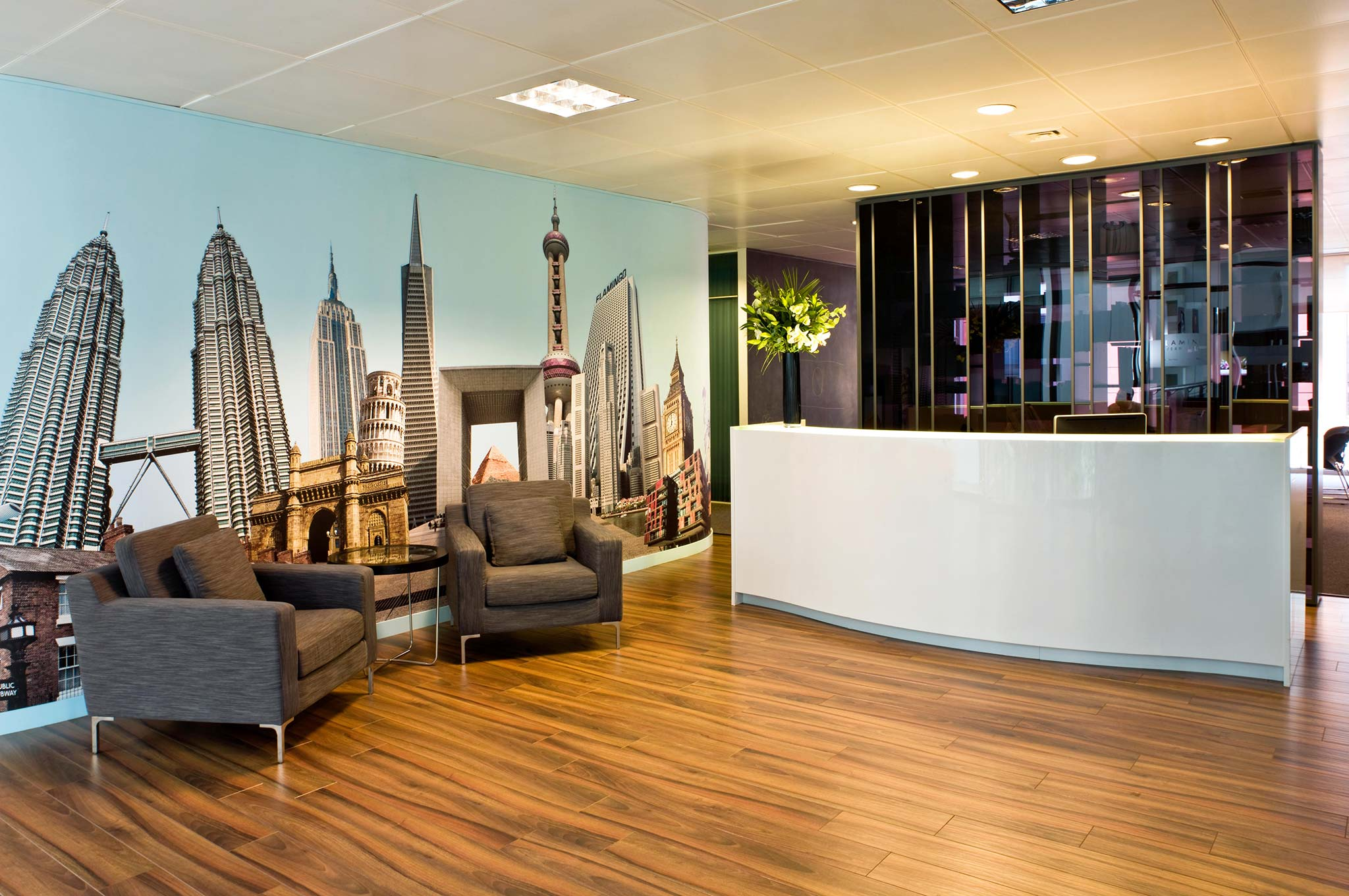 Office Interior Design Commercial Hq London Ch