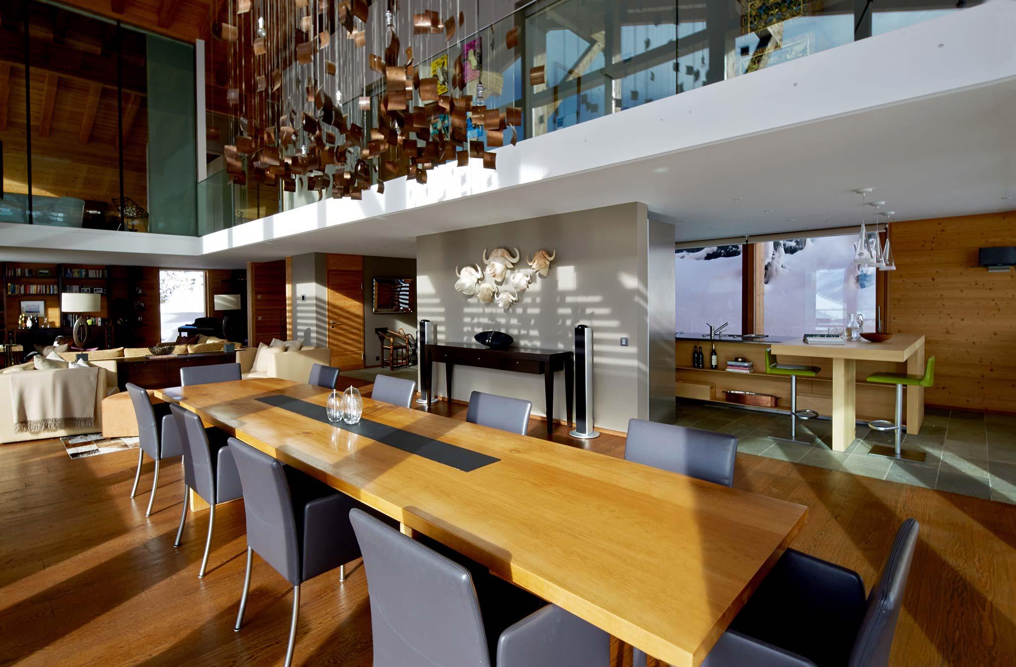 Modern interior designs in Central London