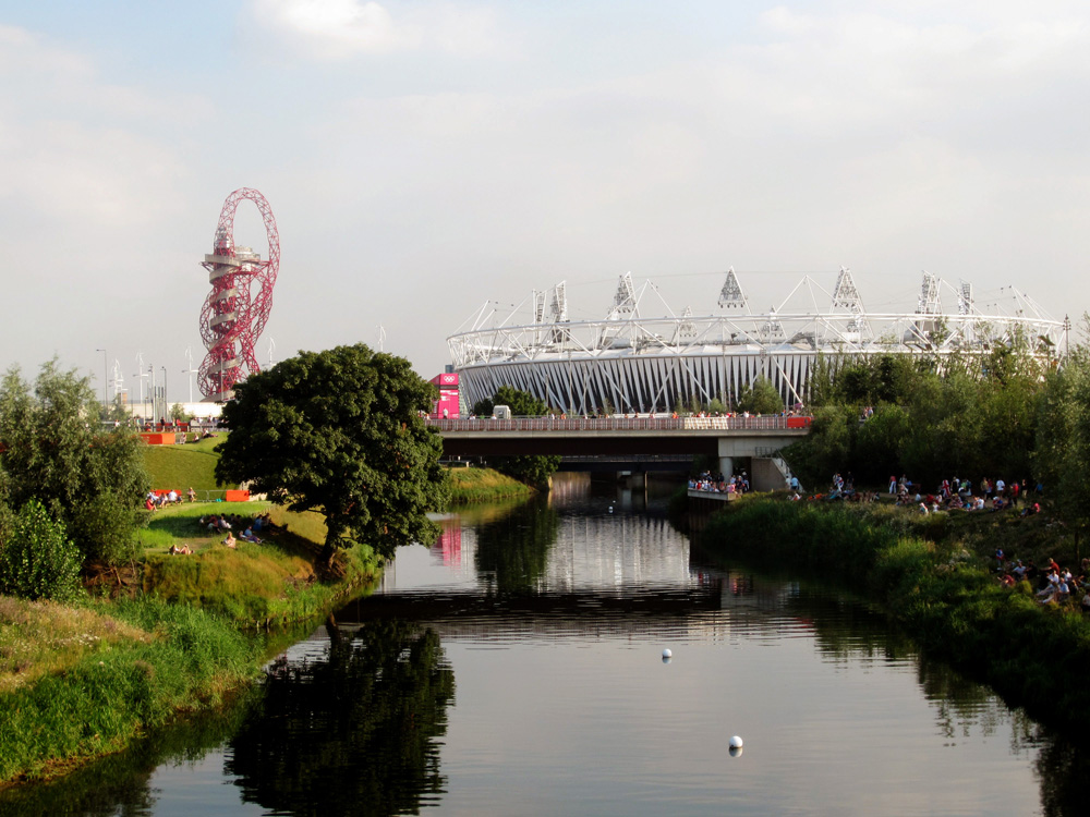 Photo of Olympic Park by London Interior Designers Callender Howorth