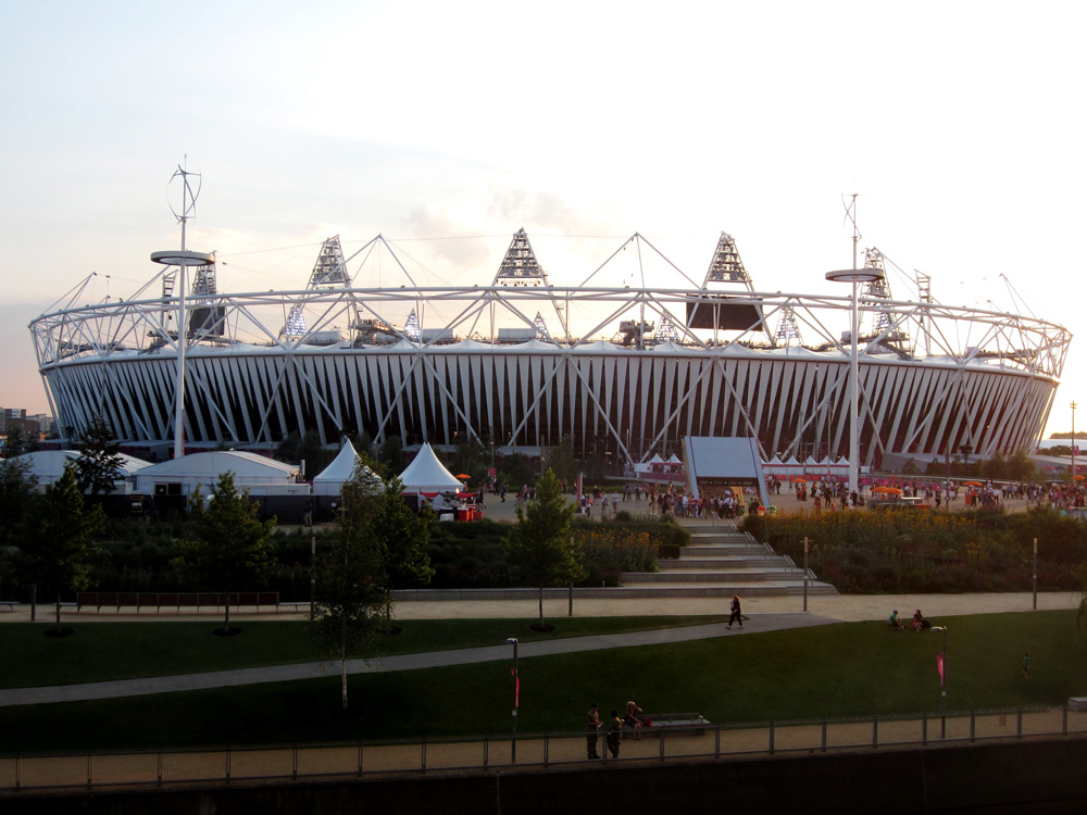 Image of The Olympic Stadium by London interior designers Callender Howorth