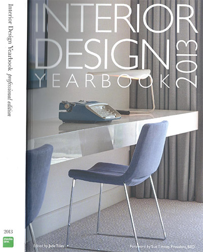 Interior design yearbook