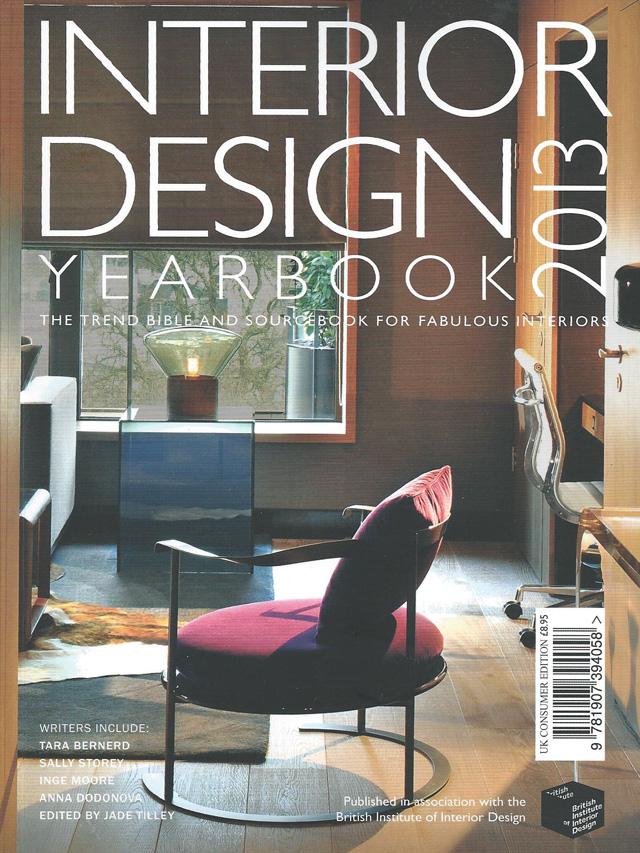 Callender howorth interior design yearbook 2013 for Interior design books