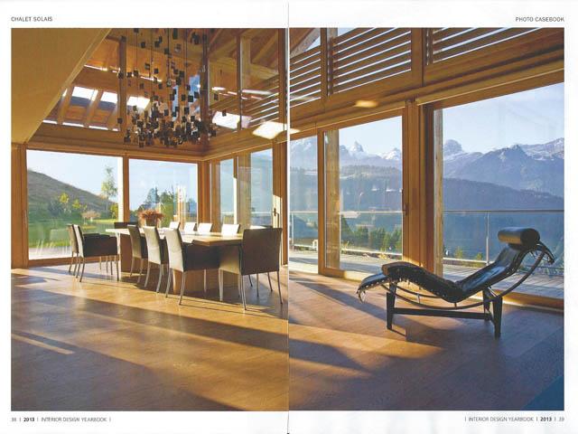 Callender Howorth Interior Designers Feature In INTERIOR DESIGN YEARBOOK 2013