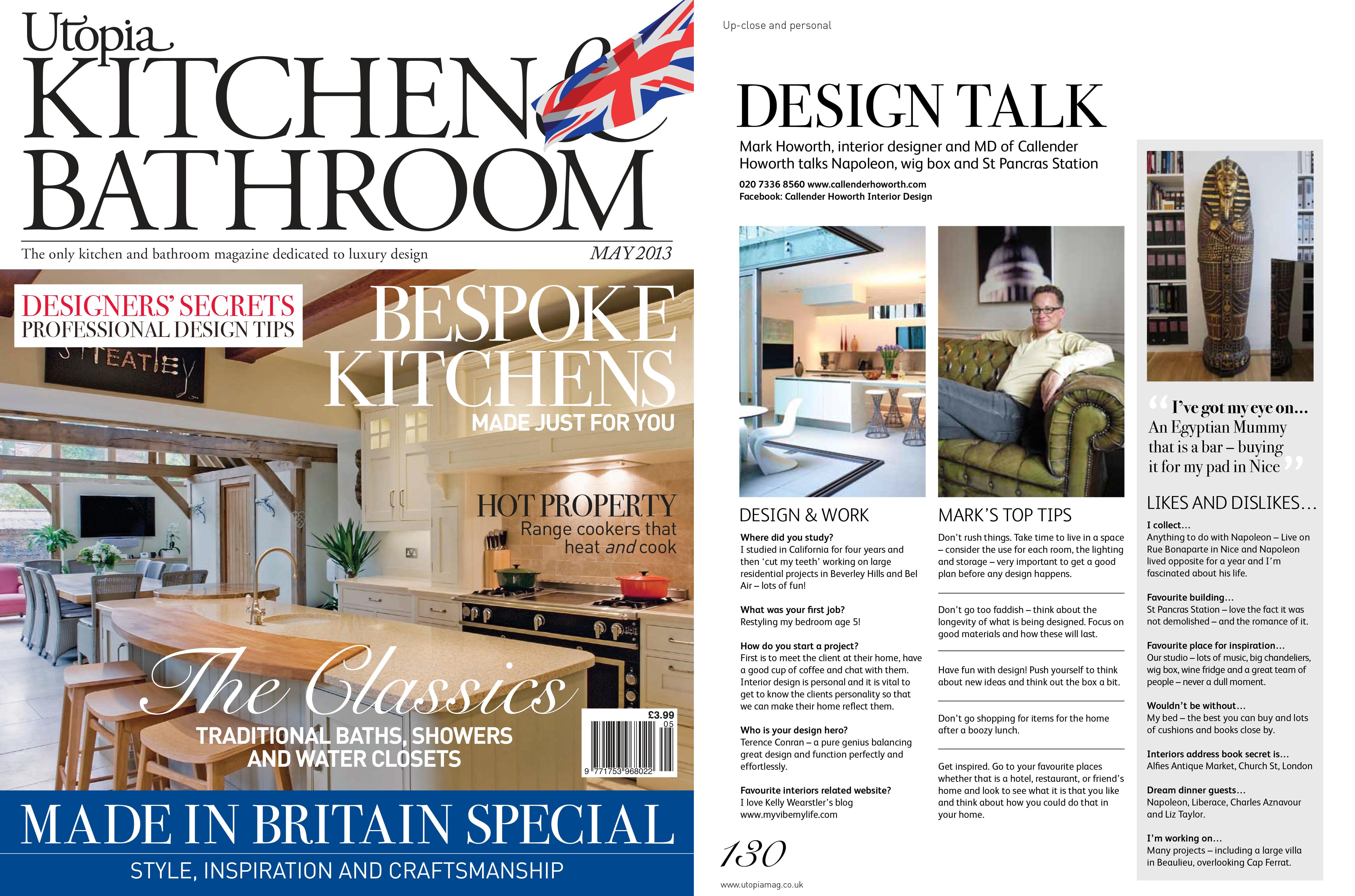 Utopia Design Talk Read Full Article Interior