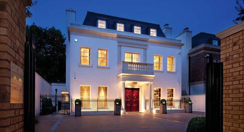 Property in Knightsbridge