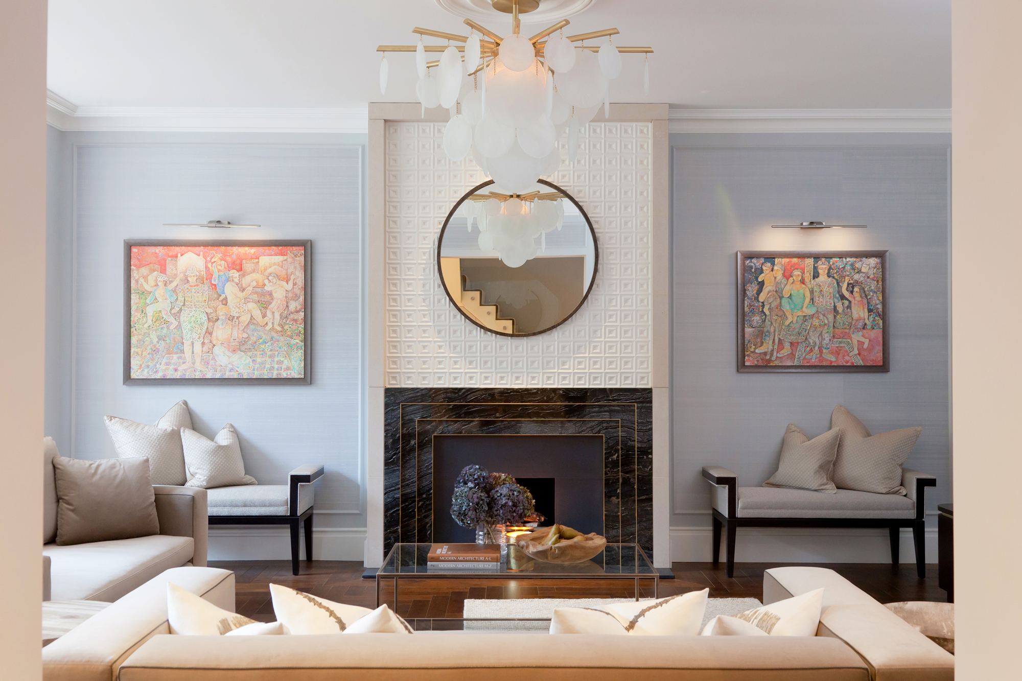 Luxury Kensington Interior Design