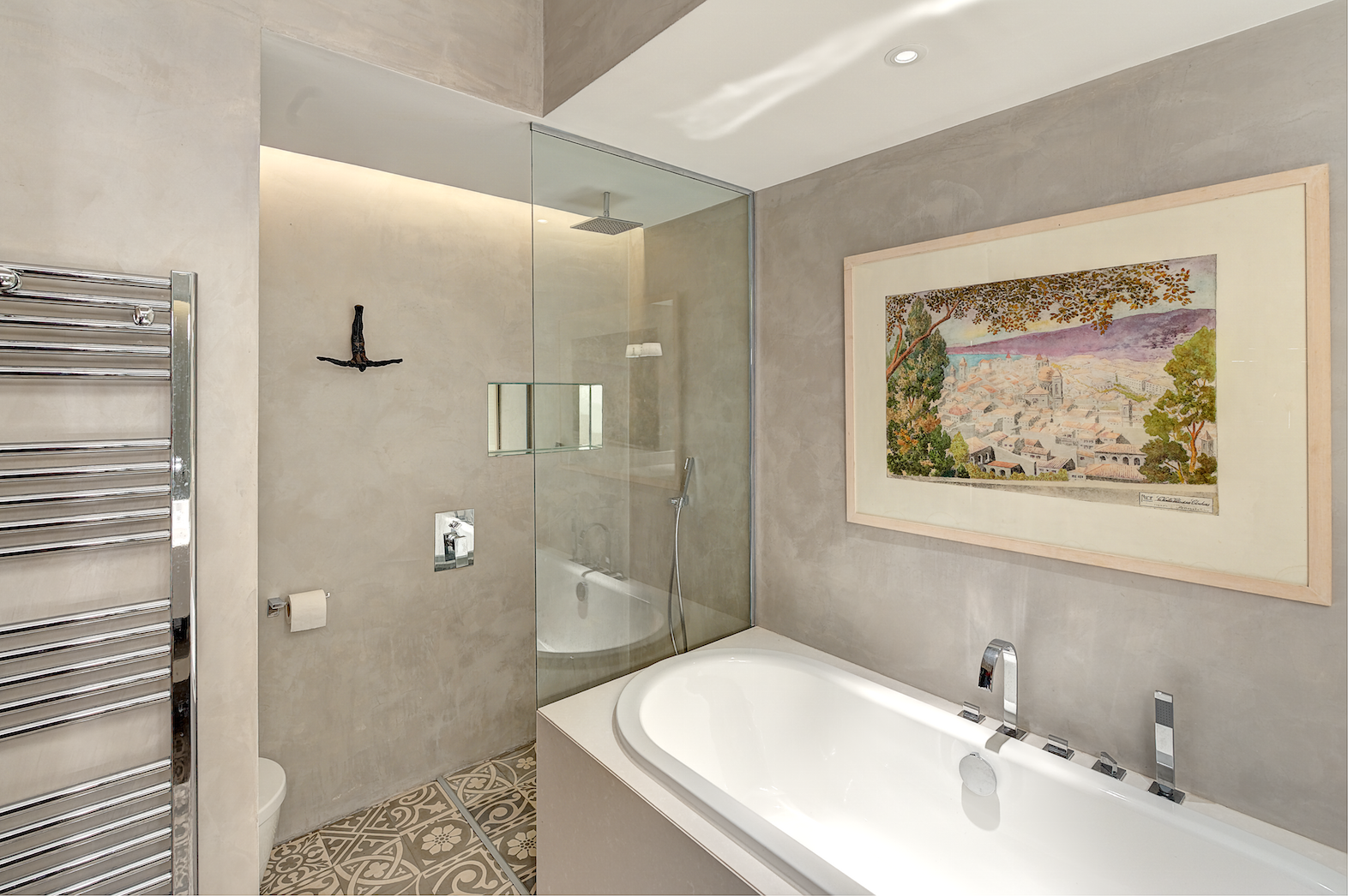 Bathroom Nice France Interior Design