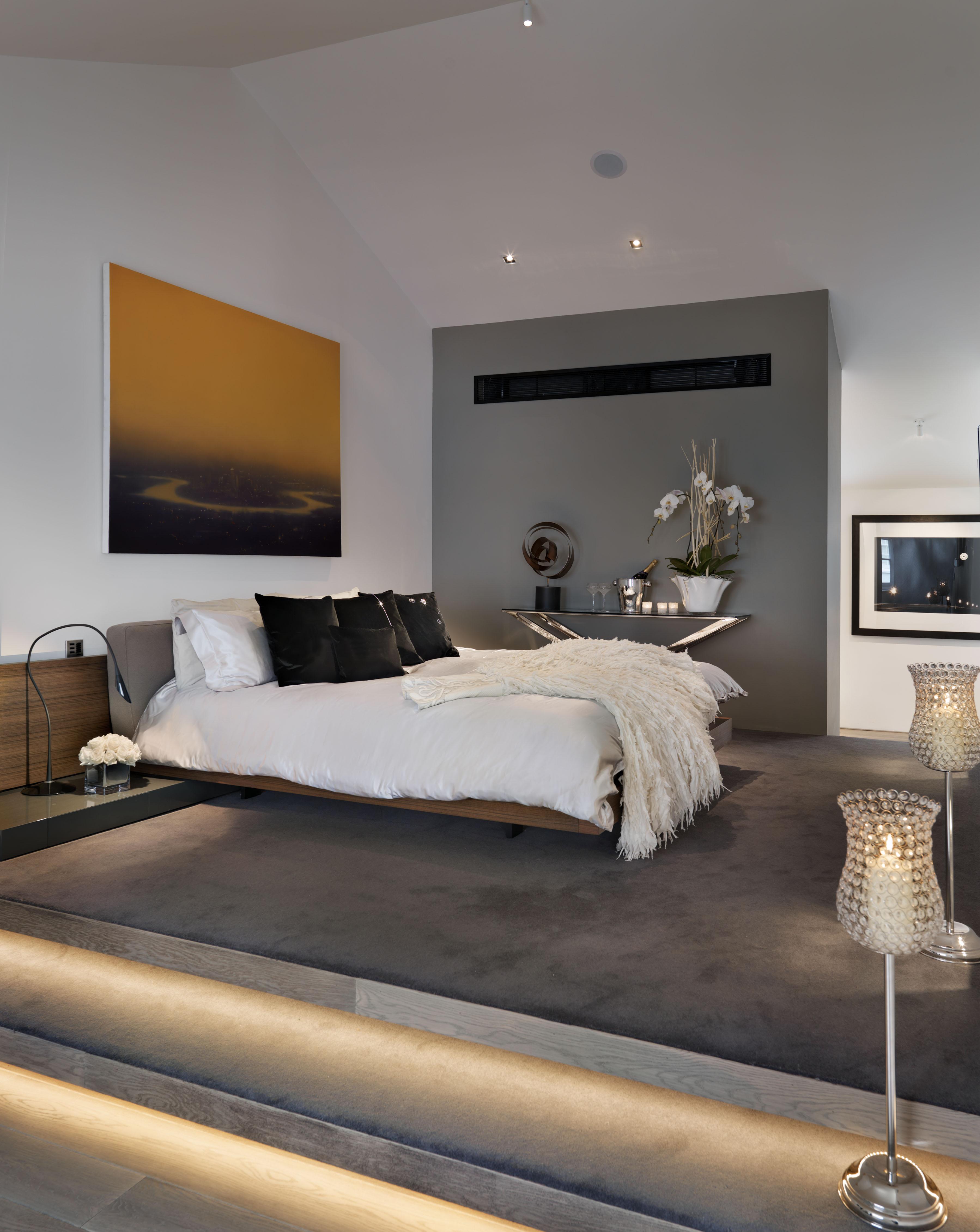 Bedroom Mayfair Mews House