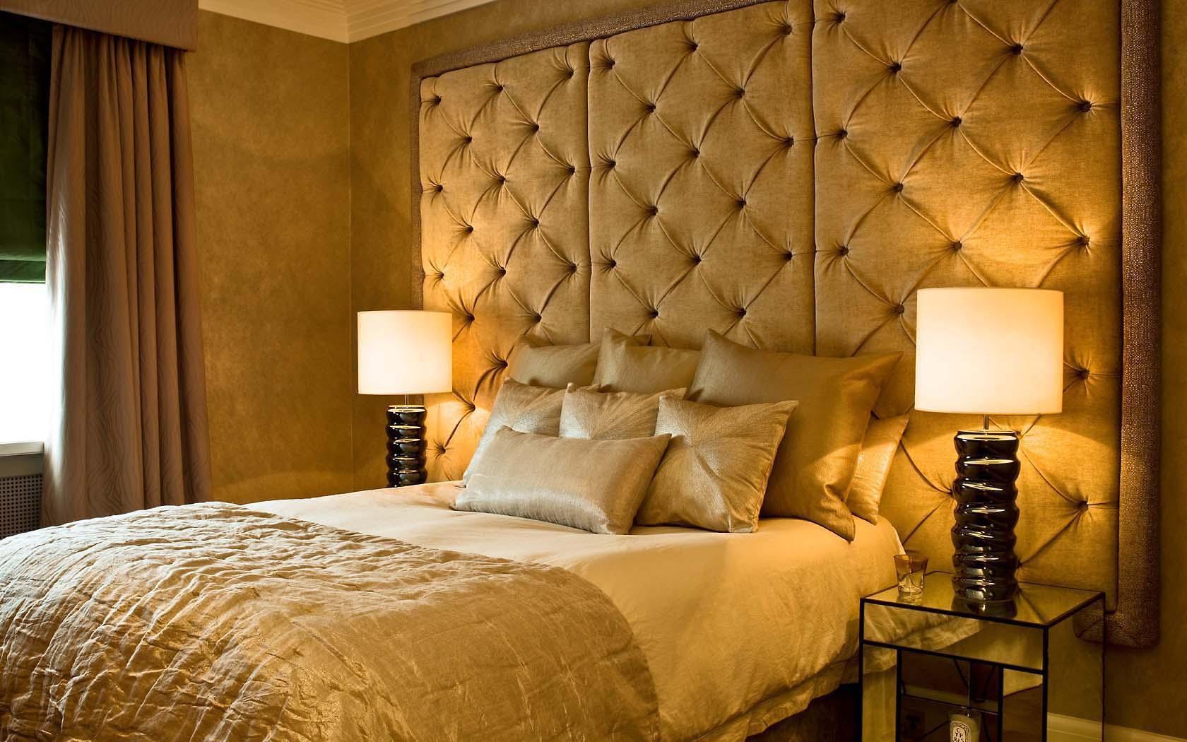 Bedroom Knightsbridge Penthouse Interior