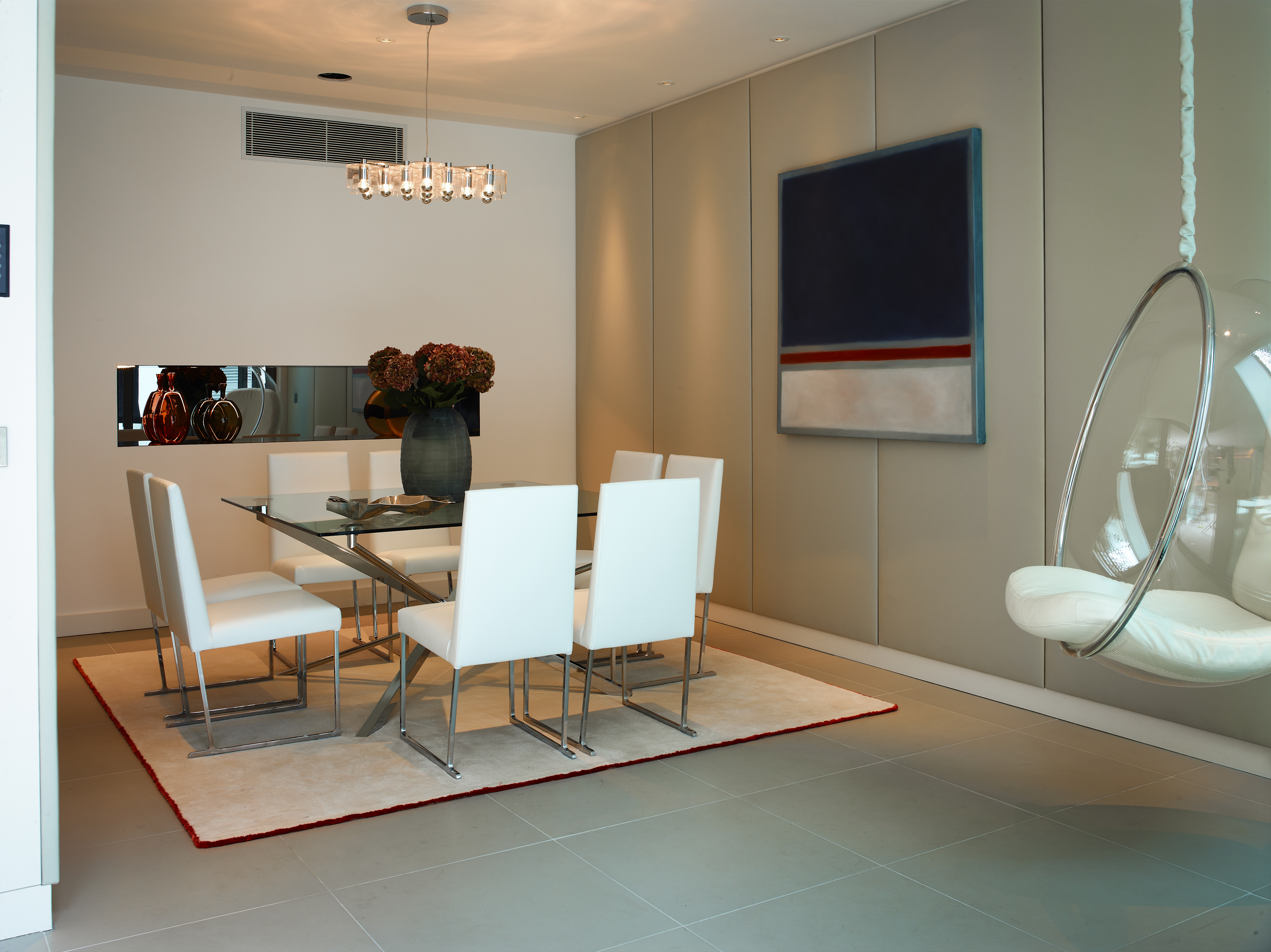 Dinning_Room Mayfair Interior Design