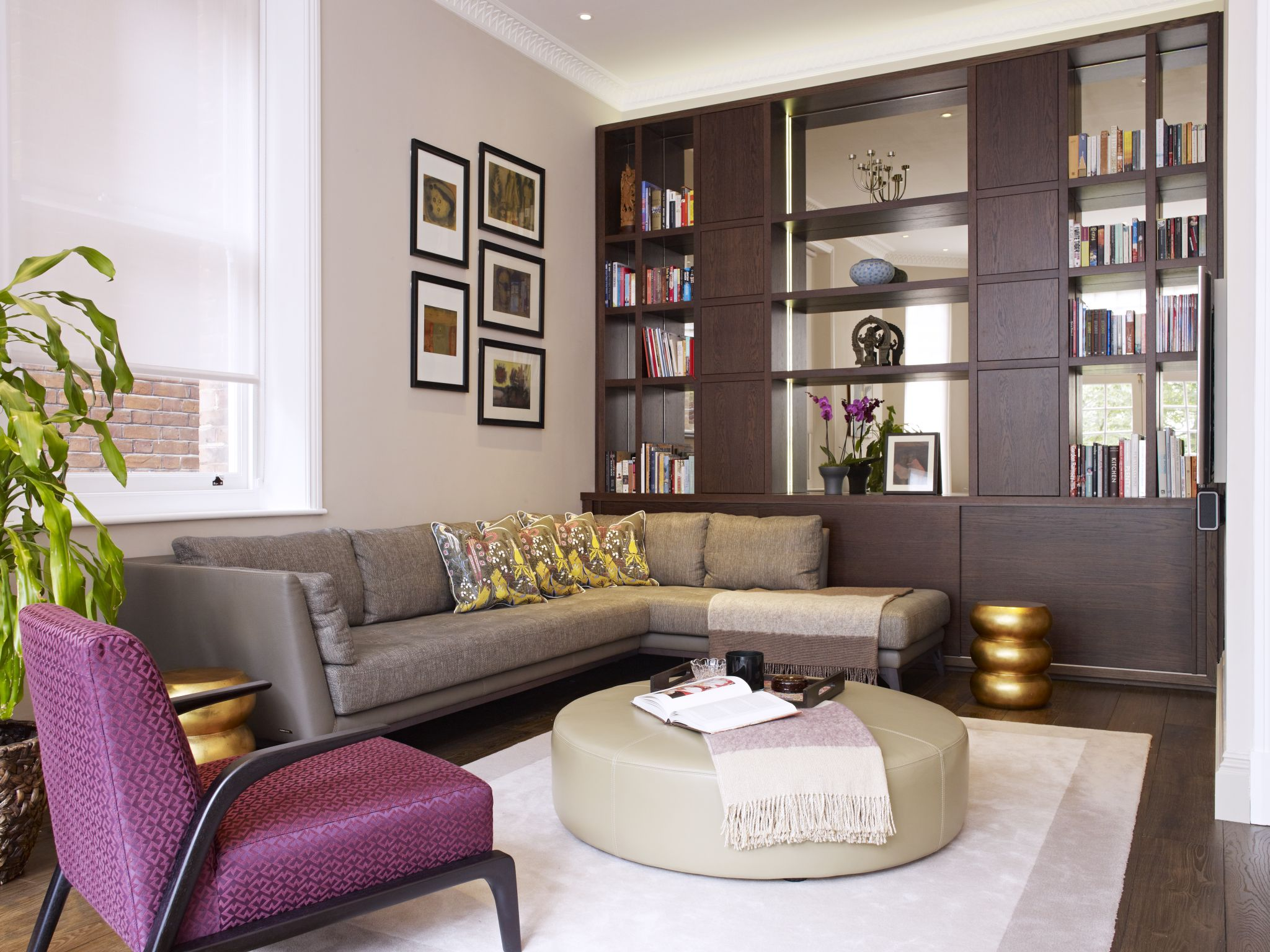 Belsize Park, Hampstead Interior Design