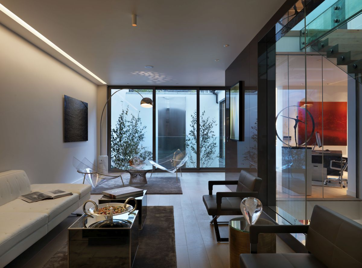 Mayfair Mews House Contemporary Interior Design Uk Ch