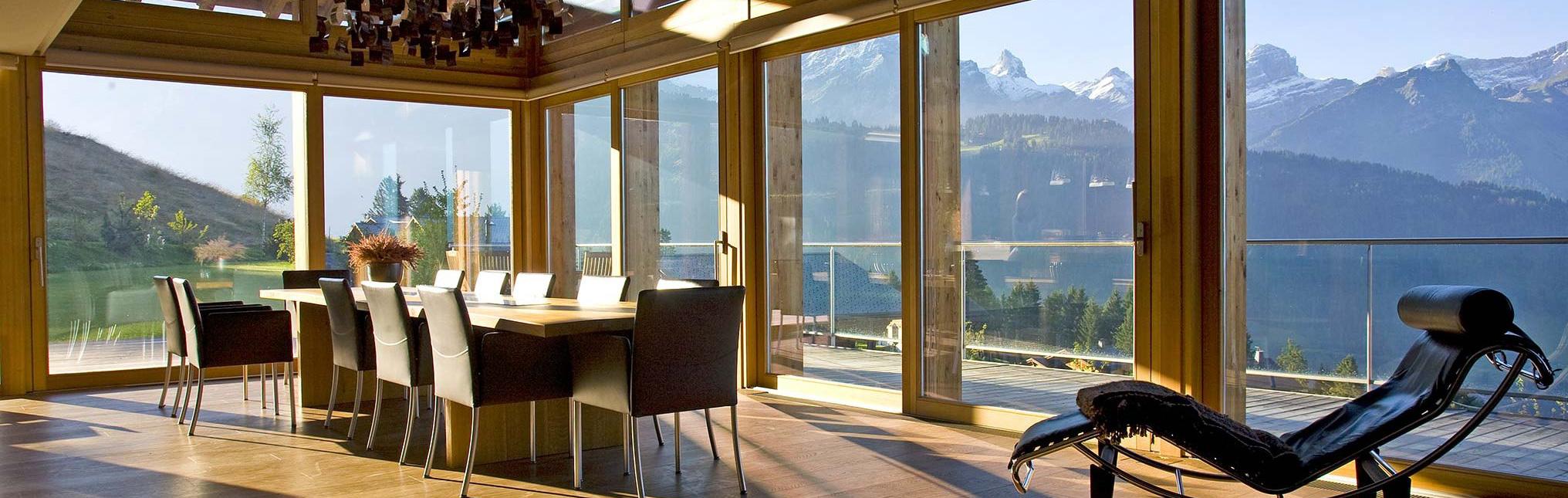luxury interior renovation