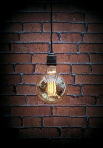 DIMMABLE GLOBE LED FILAMENT interior lighting