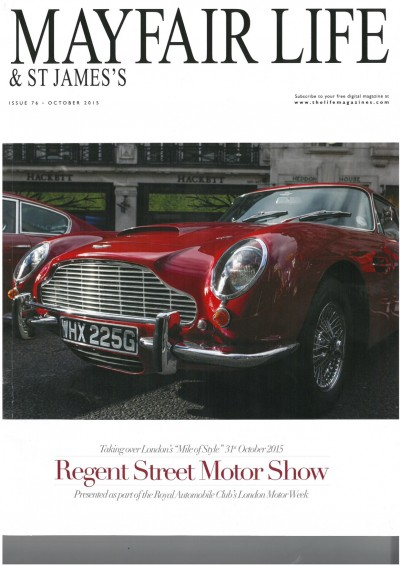 mayfair life magazine callender howorth