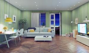 Colourful Interior Design London