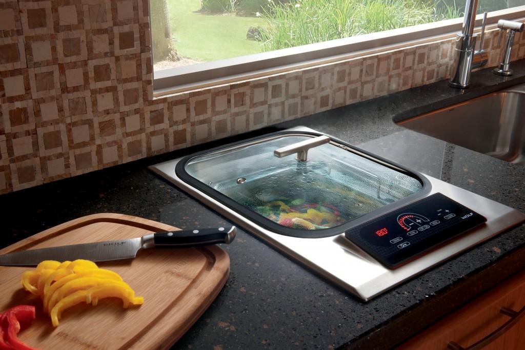 three kitchen gadgets