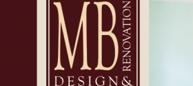 mb design renovation logo