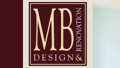mb design renovation logo