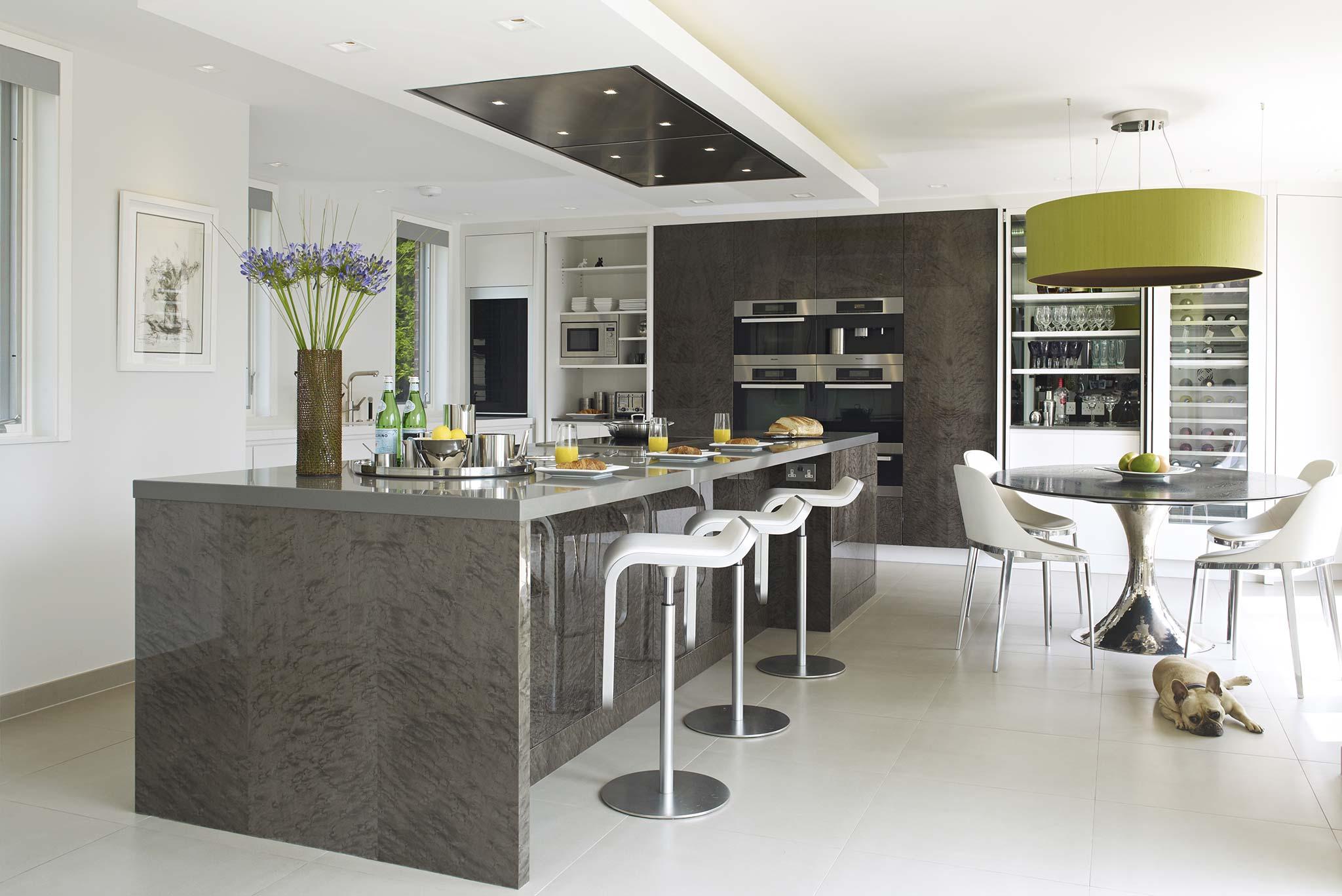 Callender Howorth Cocktail bar luxury interior design HYDE PARK INTERIOR ARCHITECTS W2