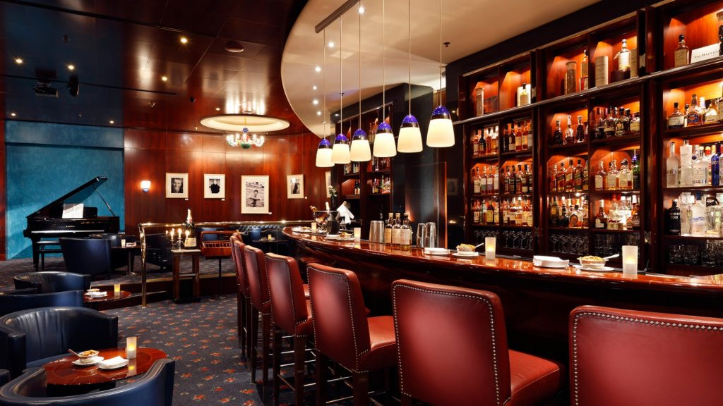 Callender Howorth Cocktail bar luxury interior design