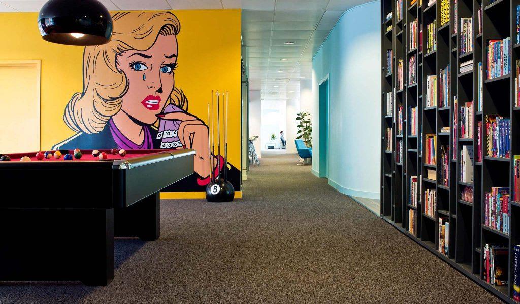lbconstruct office interior design callender howorth
