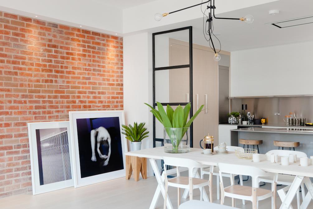 London interior design Exchange building