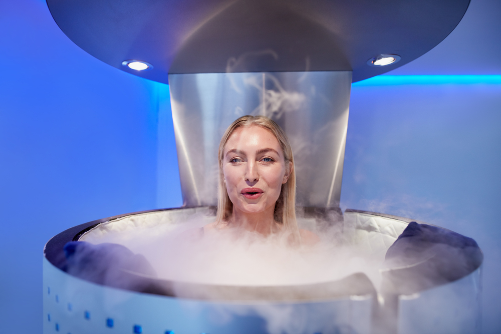 cryotherapy in the home Callender Howorth