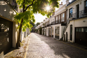 Best investment areas in prime central London