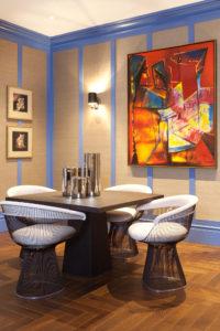 callender-howorth-heath-drive-luxury-interior-design-project-dining-room- Holland Park Interior Architects W8