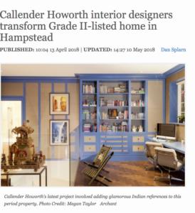 Callender Howorth-Hampstead Home