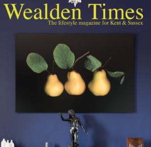 Wealden Times - English Country House. Callender Howorth
