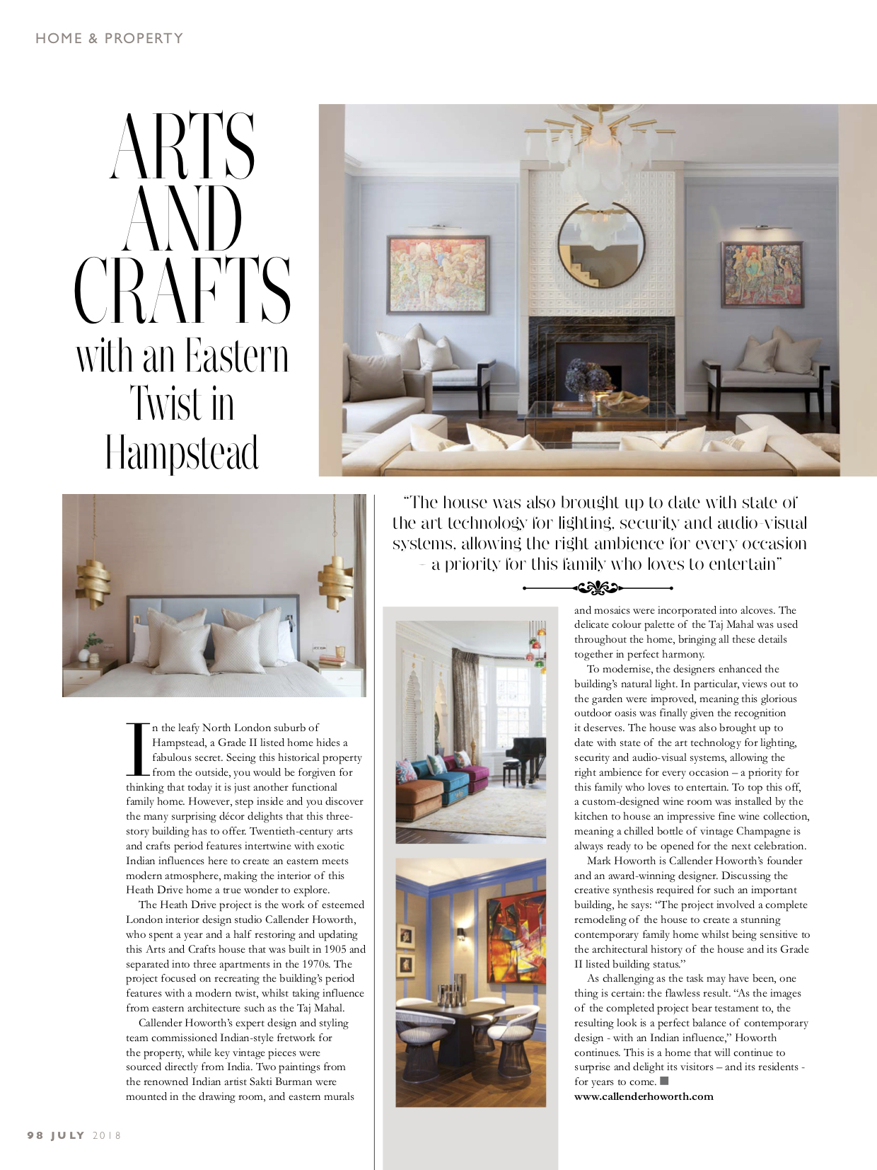 Wealden Times - Hampstead property