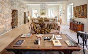 Cap d'Ail Interior Design by Callender Howorth